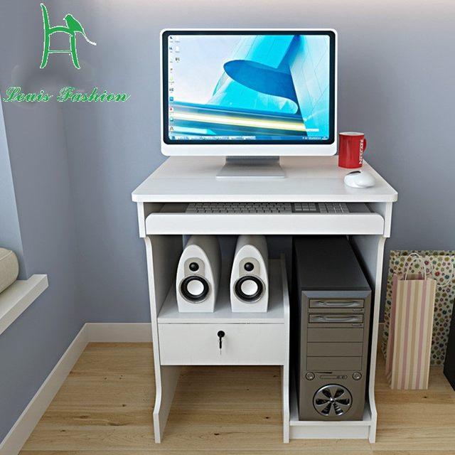 Louis Fashion Small Modern Minimalist Desktop Home Computer Desk Book Table  Children Learning Desk Large Sized Apartment
