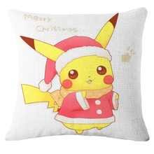 45x45cm Pokemon Pikachu Cushion Covers