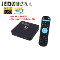 4K Digital Signage Player,Adverting player box,HD Media player HDMI/AV/USB/MiniSD Card ,QuadCore S905X Smart TV Box wifi 1GB+8gb