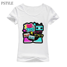 90s Letters Women T shirt Modal Casual Funny t shirts women tee tops Hipster Tee Shirts Drop Ship clothes 2019