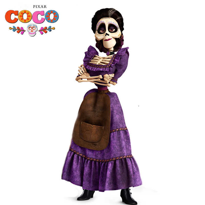 e57d3d75bd647 Detail Feedback Questions about Pixar CoCo Mama Imelda Cosplay ...
