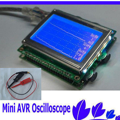 ФОТО Wholesale New 3Pcs Digital Storage Oscilloscope Mini Pocket AVR DSO150 Oscilloscope With USB Cable Free Shipping