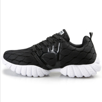 New Style Men Casual Shoes Autumn Sneakers Keep Platform Fashion High Quality Lace Up Cotton Unisex