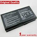 A42-M70 14.8 V 4400 mAh 8 células Bateria Do Laptop Original para Asus M70 M70SA M70VM M70V G71 G71G G71V G71VG G71GX N70SV N90SV X71 X72