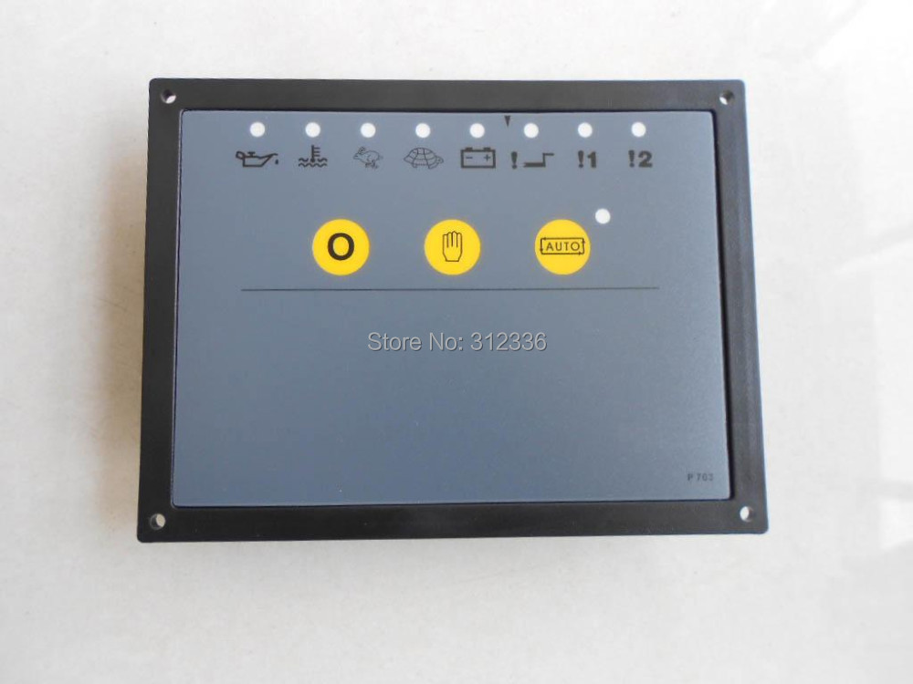 Free Shipping DSE703 GENERATOR CONTROLLER +factory +suit for any diesel generator free shipping dse7310 generator controller auto start control module suit for any diesel generator
