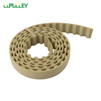 H Belt Type 25mm Width PU Open Timing Belt 1M 2M 3M 4M 5M 6M 7M