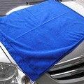 1 unid Alta Calidad 3030 cm de Microfibra Absorbente Car Detailing Soft Paños de limpieza Toalla de Limpieza