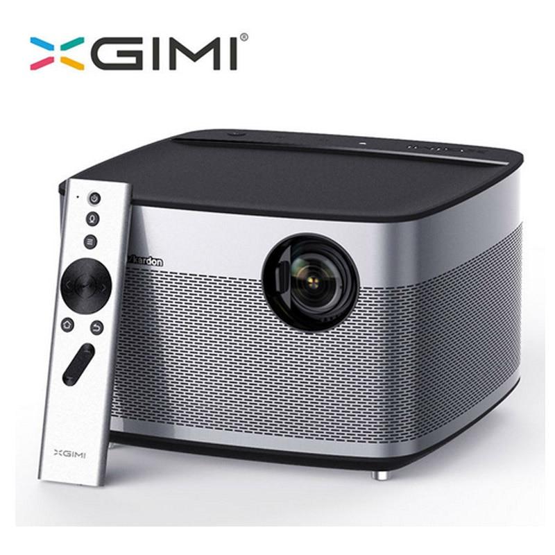XGIMI H1 DLP Projector 1920x1080 Full HD Shutter 3D Support 4K Video Projector Android 5.1 Bluetooth Wifi Home Theater Beamer m полюсов xgimi dlp link жидкокристаллический затвор 3d очки универсальный проектор