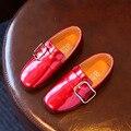 Высокое Качество Натуральная Кожа Детей Кроссовки Дети Мальчики Shoes Sport Shoes Kids Shoes Бесплатная Доставка