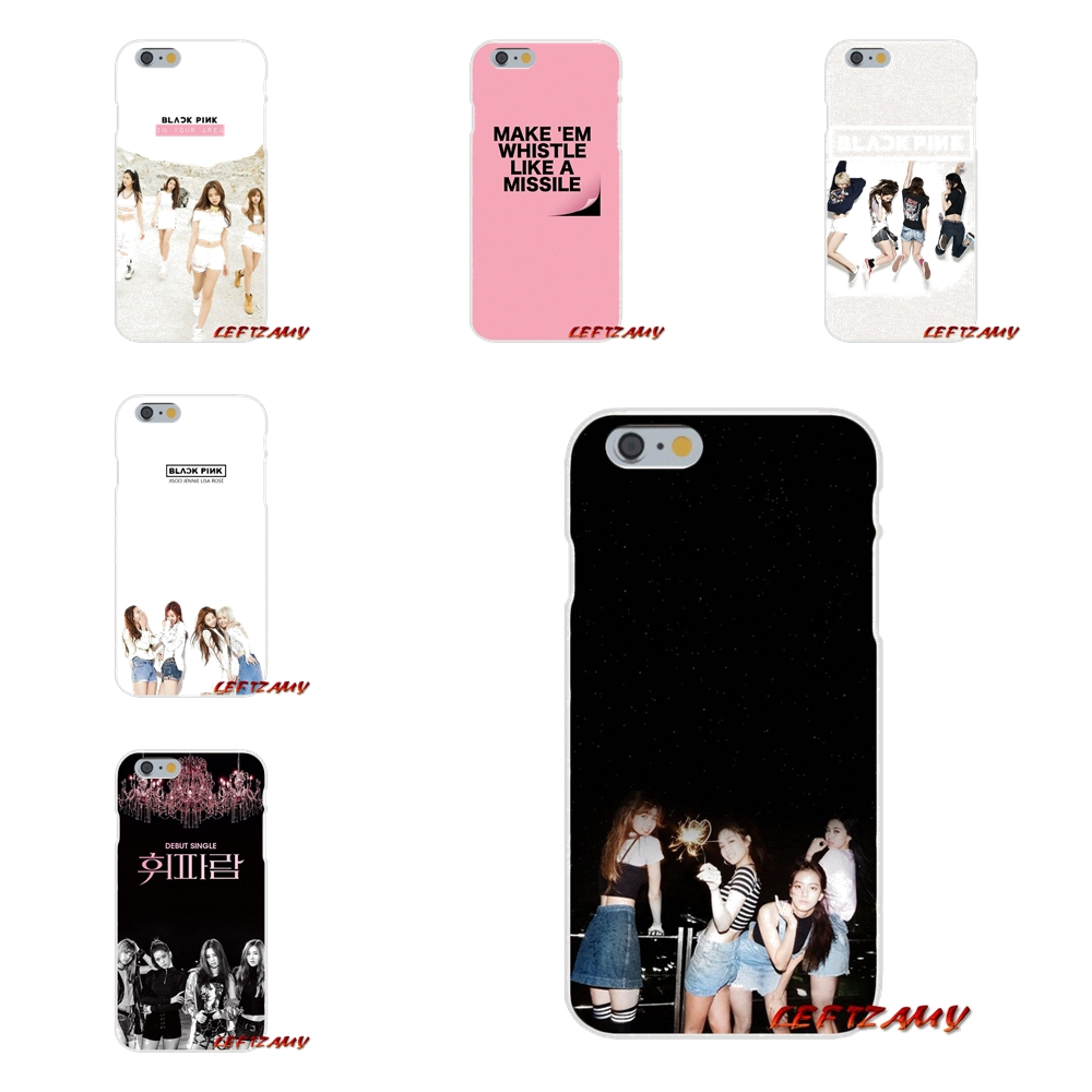 Blackpink Wallpaper Accessories Phone Shell Covers For