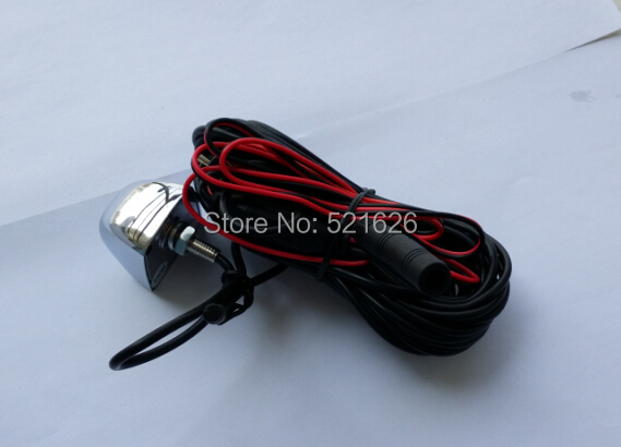 Universal HD Geniş Bucaq Lüks Avtomobil Arxa Kamera Ön görünüş - Avtomobil daxili aksesuarları - Fotoqrafiya 6