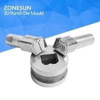 ZONESUN 1PC Custom Pill Press Die 3D Punch Die Die Press Or Tablet Press Pill Press