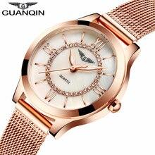 relogio feminino GUANQIN Luxury Women