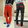 clothing 2016 new leisure time motion outdoors Bodybuilding sweatpants yeezy boost joggers pantalon homme gymshark pants