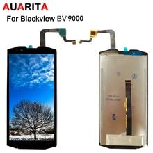 LCD pour Blackview BV9000 LCD écran tactile écran en verre numériseur assemblée remplacement pour Blackview BV 9000 BV9000