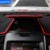 2016 car styling sombra protectora dashboard mat cojín pad photophobism alfombra interior para honda odyssey 2015-2017