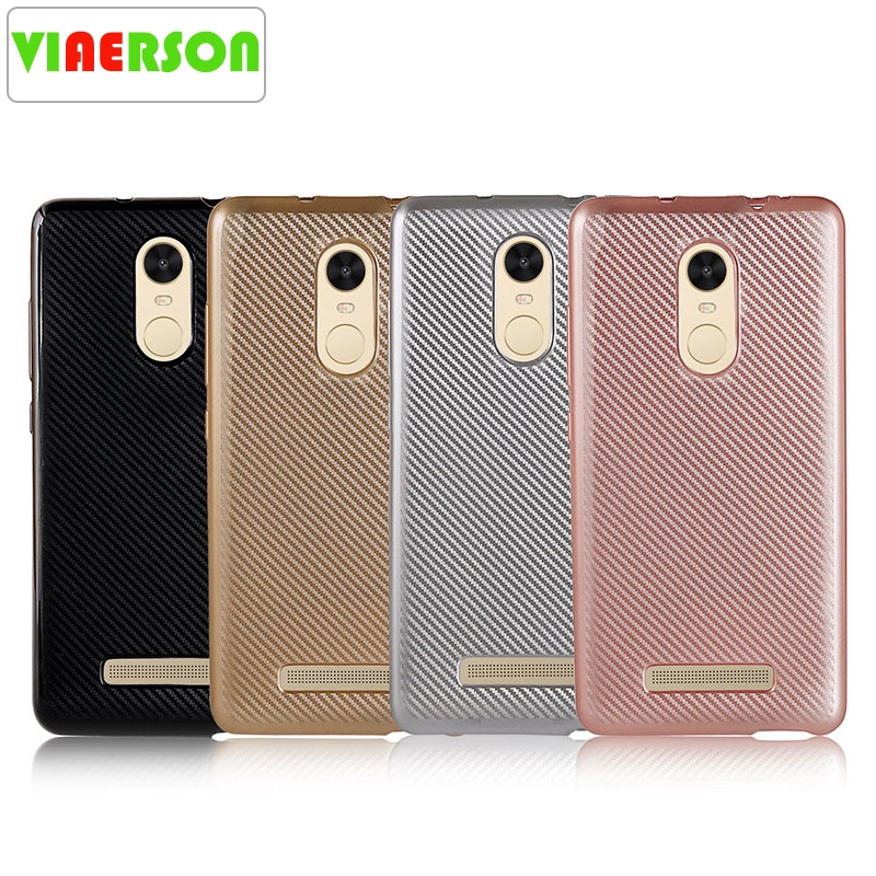 TPU Flexible Case for Xiaomi Redmi Note