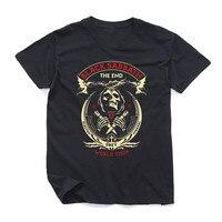 Cotton Men T Shirts Classical Black Sabbath Classic Heavy Metal Rock Men S T Shirt T