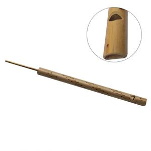 Bamboo Flutes Pi Thai Bamboo Musical Bird Whistle Sound Flute Sliding Handmade Souvenirs Easy Woodwind Instrument
