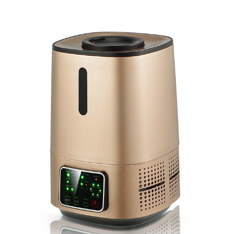 Air purifiers in addition to formaldehyde to smoke smog and negative ion humidifier