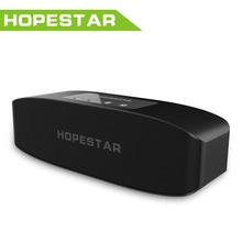 HOPESTAR 16W 2400mAh Speaker Bluetooth Outdoor Wireless Column Stereo Hifi Boombox Bass Portable Radio Subwoofer