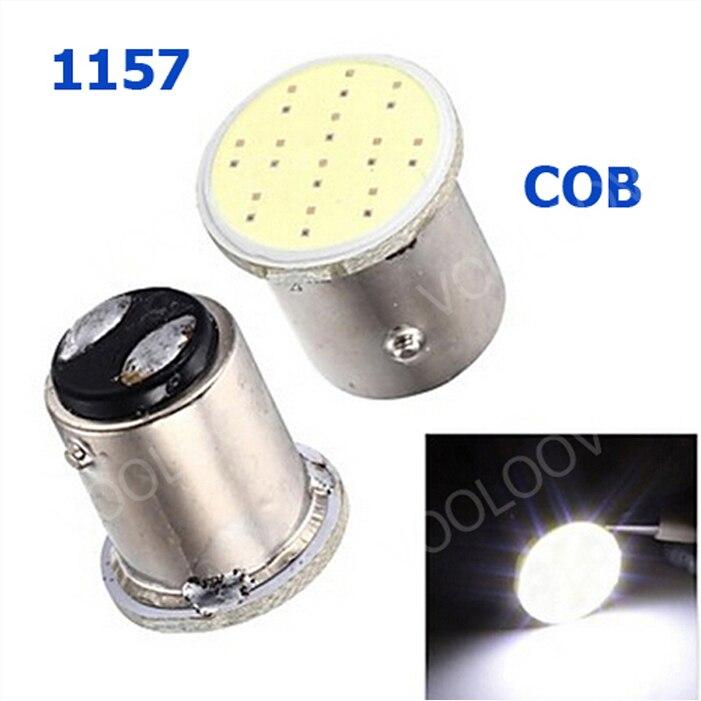 2pcs 1157 bay15d bulb led cob light p21 5w brake tail turn. Black Bedroom Furniture Sets. Home Design Ideas