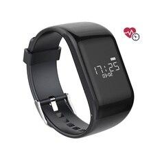Оригинальный R1 BT4.0 Smart Браслет монитор сердечного ритма SmartBand activiety фитнес трекер браслеты для IOS телефонах Android