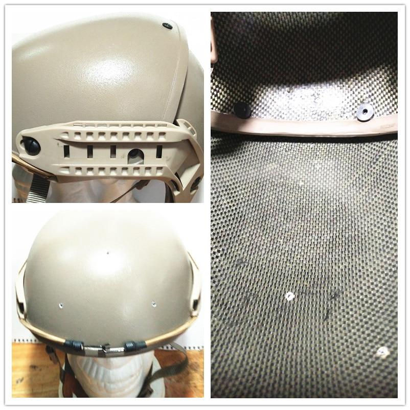 Спирт тактические Пуленепробиваемые Кевларовые шлемы Ср быстро Пейнтбол airsoft воздуха рамы Хельме