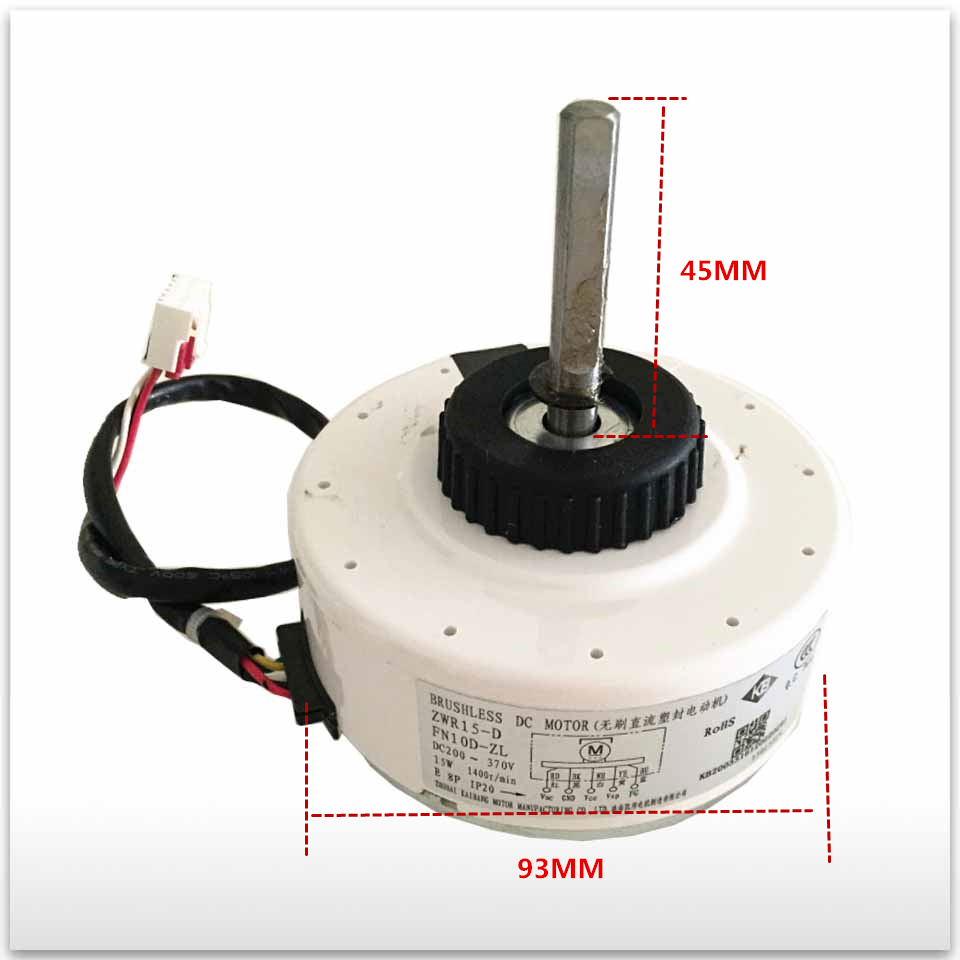 100% nuovo per Gree condizionatore daria del motore motore del Ventilatore ZWR15-D FN10D-ZL SIC-37CVL-F110-1 = ARW51A8P30JK buon funzionamento100% nuovo per Gree condizionatore daria del motore motore del Ventilatore ZWR15-D FN10D-ZL SIC-37CVL-F110-1 = ARW51A8P30JK buon funzionamento