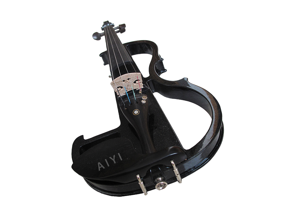 wholesale retail wood black electronic violin hot sale in violin from sports entertainment on. Black Bedroom Furniture Sets. Home Design Ideas