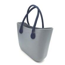 1 para 2 stücke 65 cm Lange größe denim stoffe Griffe damentaschen hanf umhängetasche handtasche griff fit für o tasche