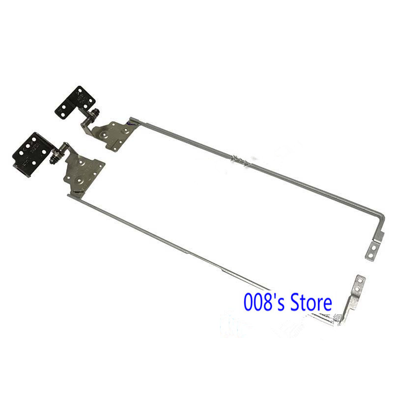 New Laptop LCD Screen Hinges For Lenovo G50 G50-70 Z50 G50-30 G50-45 Z50-70 Left + Right One Pair Replacement Parts
