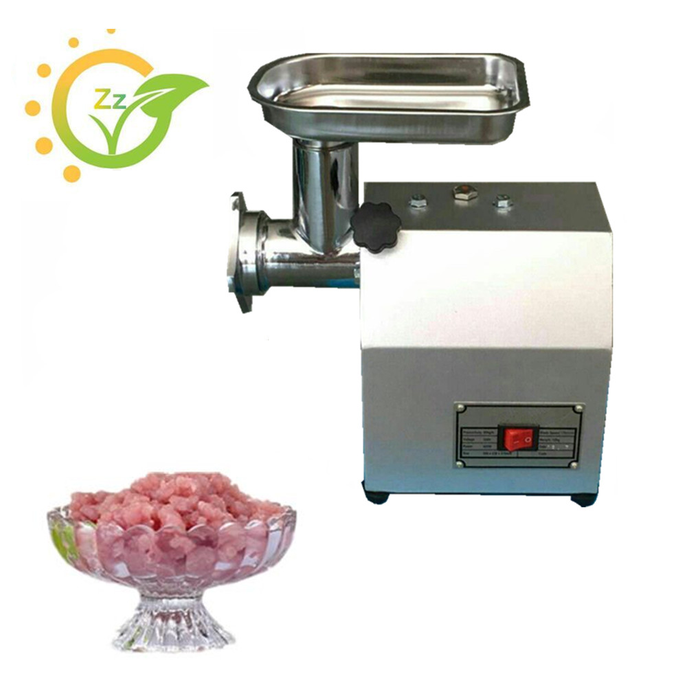Home Electric Meat Grinder Sausage Maker Mini Stainless Steel Mincer Maker Fish Meat Cutter Cutting Machine gezi electric meat grinder meat cutter parts stainless steel blade matching meat cutter suits for jr1 jr2 jr3 jr5 jr6 grinder