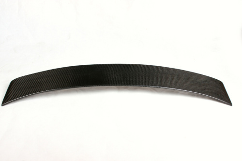 carbon fiber rear Roof lip spoiler for BMW E92 coupe 2007-2013 window wing Car Styling