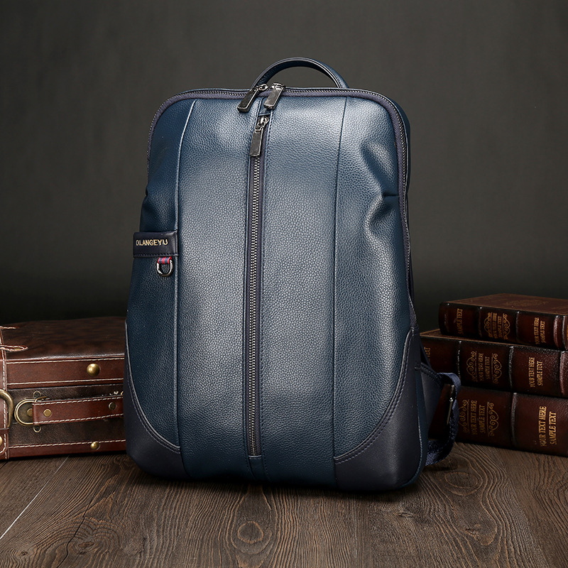 2019 nouveau coréen hommes d'affaires sac à dos loisirs voyage sac école sac à dos de luxe sac à dos sac à main sacs