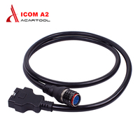 Obd2 Connector Diagnostic Tool ICOM A2 Cable OBD 16pin to 19pin Main Connect Cable for BMW ICOM A2 Free Shipping