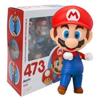 Figurine et accessoires super Mario Bros 11cm