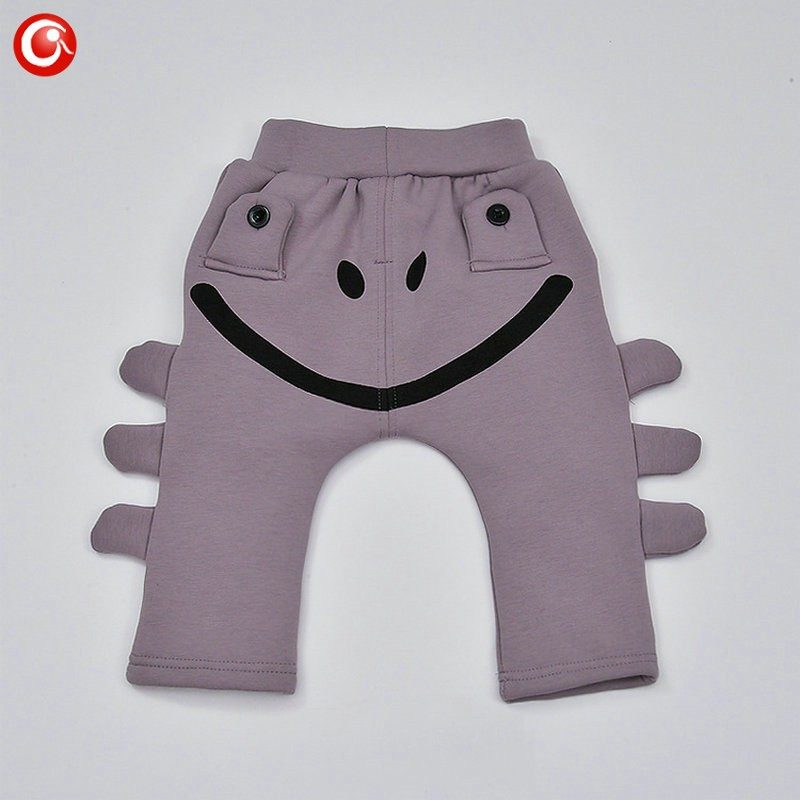 7-24M Baby Winter Tights For Boys Warm Plushed Kids PP Pants For Girls Infantil Bebes Thicken Trousers Clothes 2016  (25)