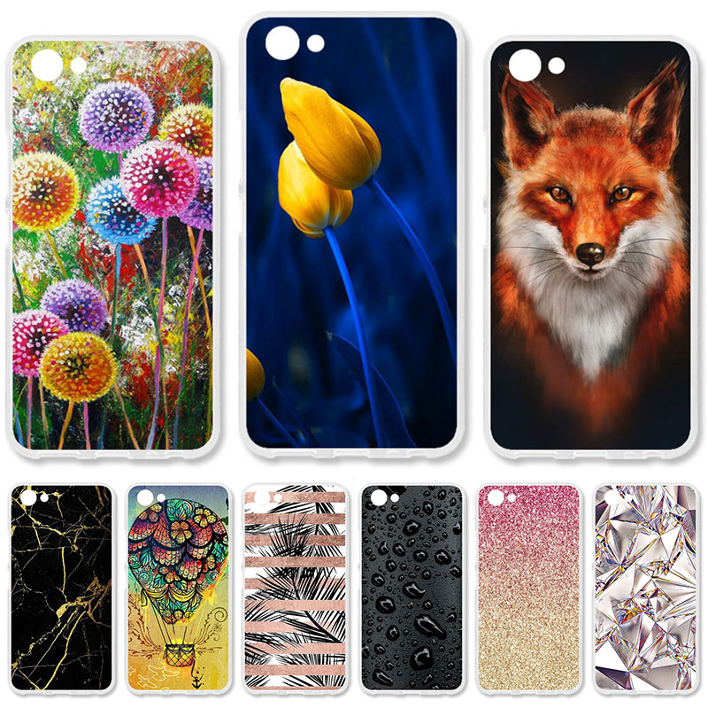 TAOYUNXI Soft TPU <font><b>Case</b></font> For <font><b>Vivo</b></font> Y81 <font><b>Vivo</b></font> Y81i <font><b>Cases</b></font> For <font><b>Vivo</b></font> <font><b>Y83</b></font> Y83A 6.22 inch Flexible DIY Painted Protective Silicone Covers image