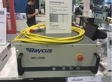 20w 30w 50w  100w 500w Raycus Fiber Laser Source With Super Discount