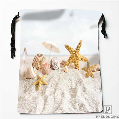 Custom Printing Nature-beach Drawstring Shopping Bags Travel Storage Pouch Swim Hiking Toy Bag Unisex Multi Size18-12-31-148 Less Expensive Luggage & Bags