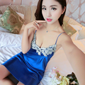 2017 New Strap Gown Leisure Sexy  Women's  Underwear Home Clothing
