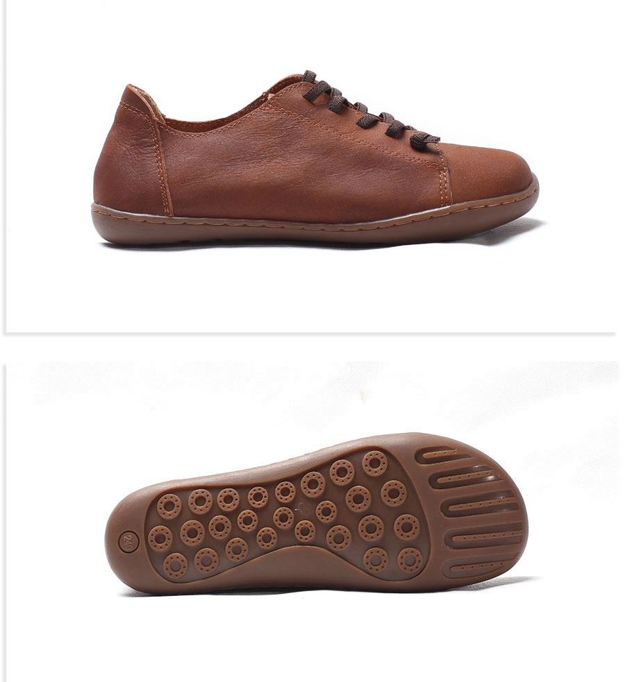 (35-42)Women Shoes Flat 100% Authentic Leather Plain toe Lace up Ladies Shoes Flats Woman Moccasins Female Footwear (5188-6) (35-42)Women Shoes Flat 100% Authentic Leather Plain toe Lace up Ladies Shoes Flats Woman Moccasins Female Footwear (5188-6) HTB1hJHoSXXXXXXtXVXXq6xXFXXX0