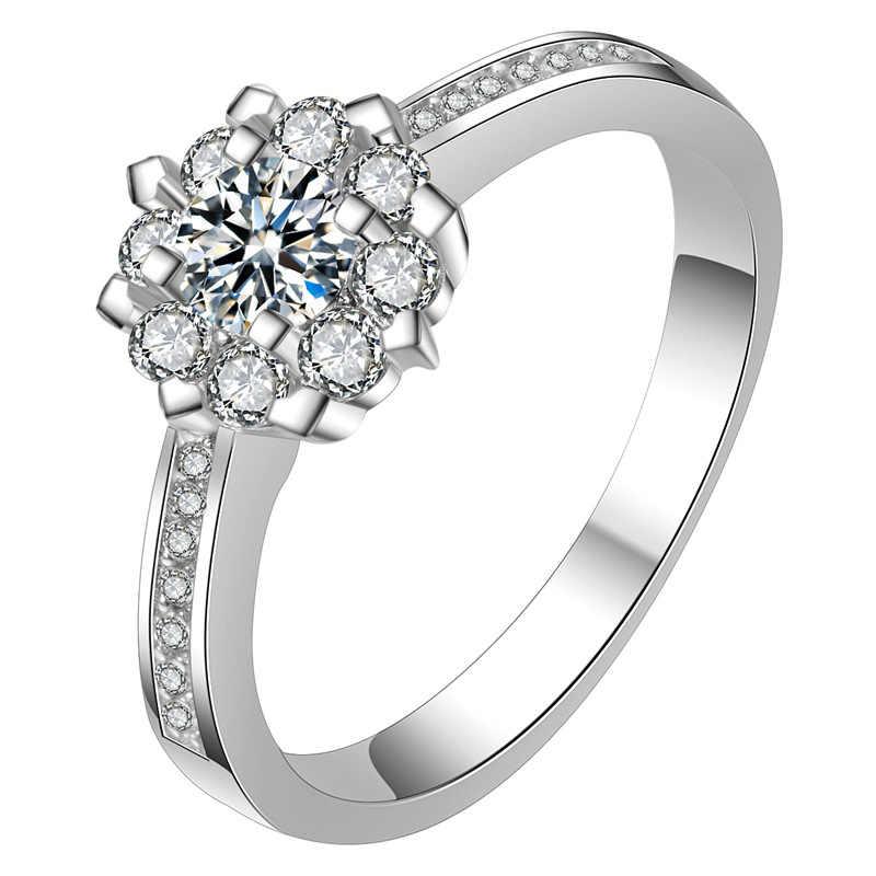18 К карат, кольцо Свадебные полный кольцо с бриллиантом браслеты anillos De Grandes bague etoile для женщин мужчин Аметист bizuteria кольца 2019 серебряные украшения серебро gümüş серебро 925 8 марта