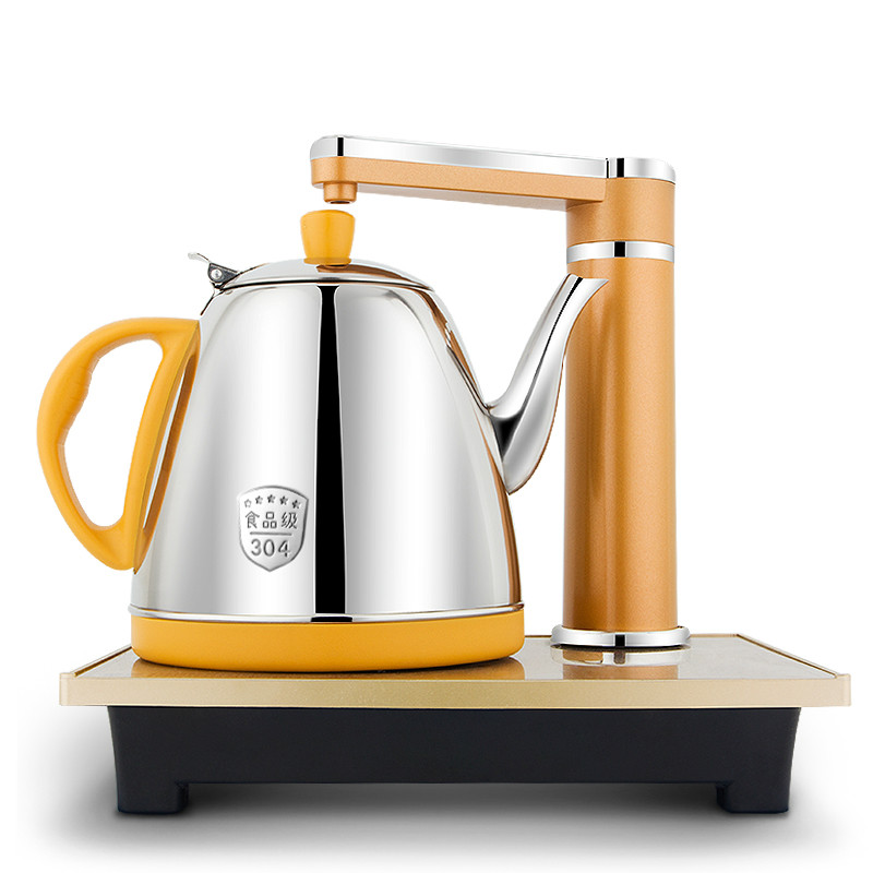 Electric kettle Automatic upper water bottle electric pump is used to make tea smart ware