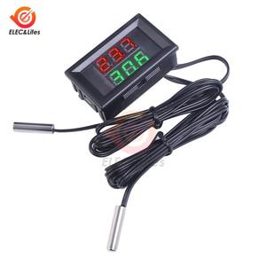 24V 12V DC Digital Temperature