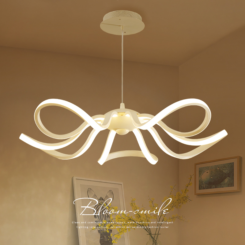 DIY Hanging Modern Led Pendant Lights For Dining Room Bar suspension luminaire suspendu Pendant Lamp Lighting Fixture