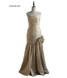 Мать мостом платье вечернее длинное шампанское на шнуровке; Большие размеры Vestidos De Novia Бато Свадебные Куртис 2018