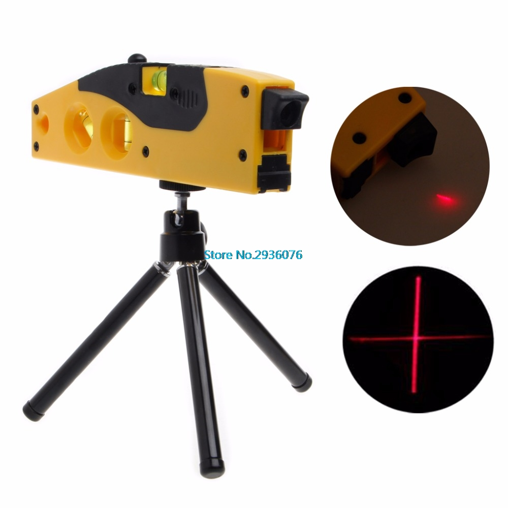 Мини линии лазерный уровень Маркер TD9B 160 градусов лазерный дальномер с регулируемый штатив MAR18_15