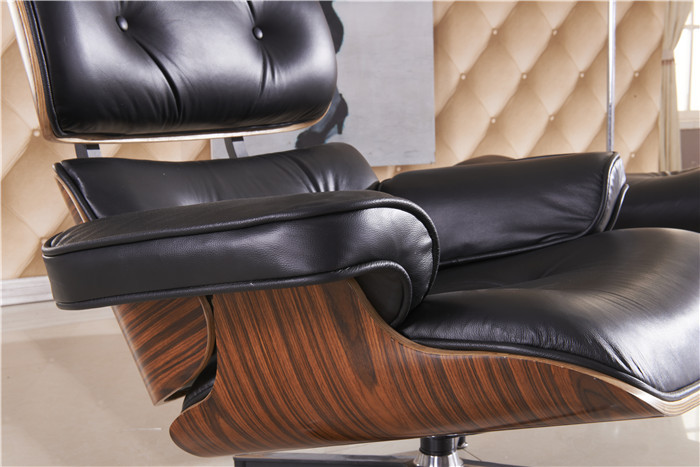 luxury leather office chair. aliexpresscom buy free shipping lounge chair luxury full top grain leather recliner and ottoman set 360 degree whirl office from reliable a
